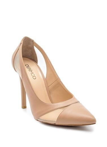 Derimod Klasik Ayakkabı Ten